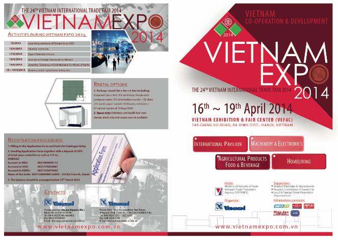 VIETNAM EXPO 2014