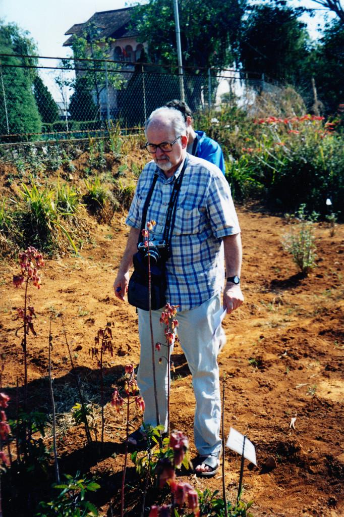 Prof. Ing. PAVEL VALÍČEK, DrSc. - ve VSR - Dalat 2004