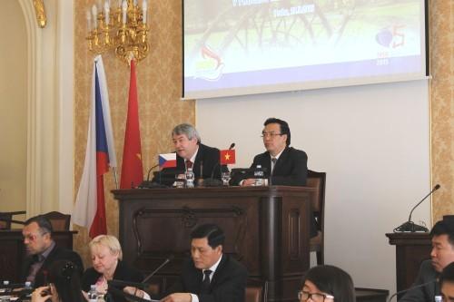 Akce v Parlamentu2 ČR 20. 4. 2015