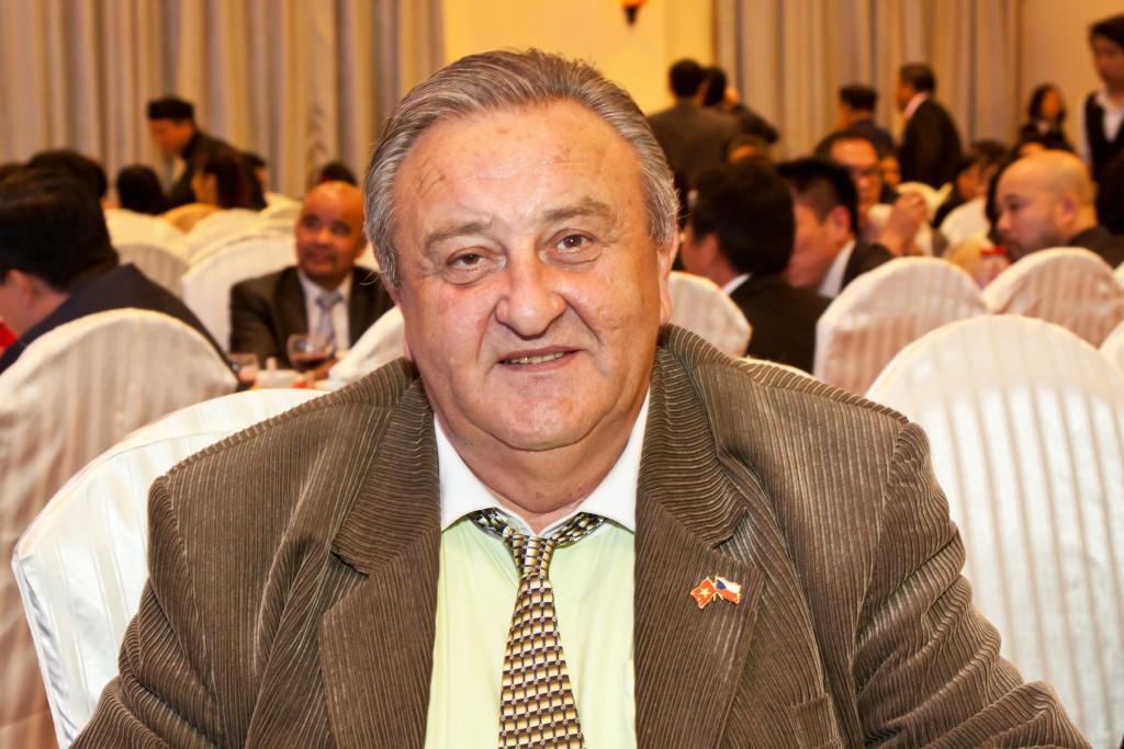 Marcel Winter - předseda ČVS