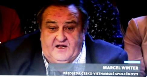 Marcel Winter 9. 2. 2017 v pořadu ČT Máte slovo s M. Jílkovou